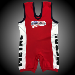 POWERLIFTING SLIM FIT SINGLET (IPF approved) (16004)