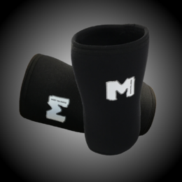 'M' KNEE SLEEVES 6MM (18017)