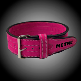 SECOND QUALITY | Powerlifting Belt 'supple model' (16010-2)