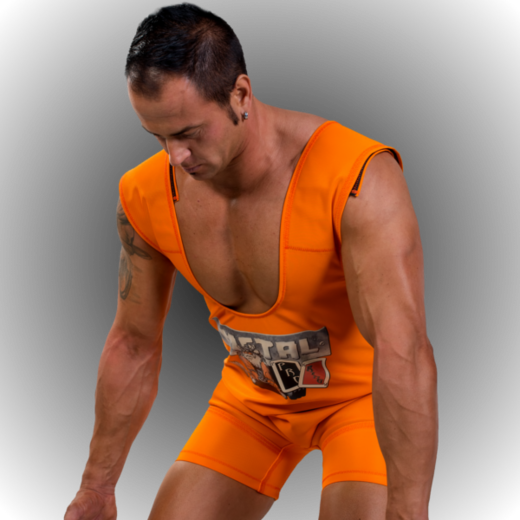 DISCONTINUING COLOR | KING PRO DEADLIFT SUIT (971304P)