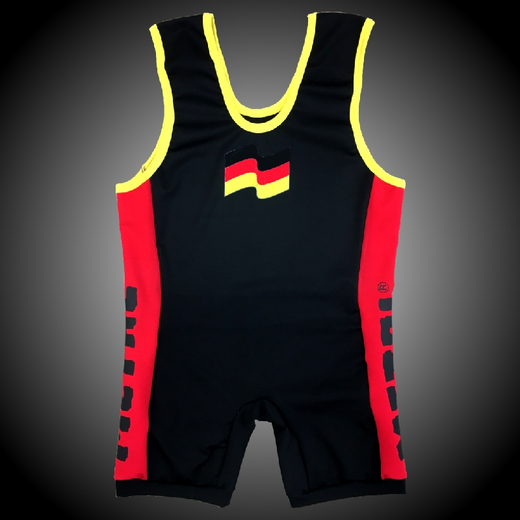 CUSTOM SLIM FIT SINGLET (16005)