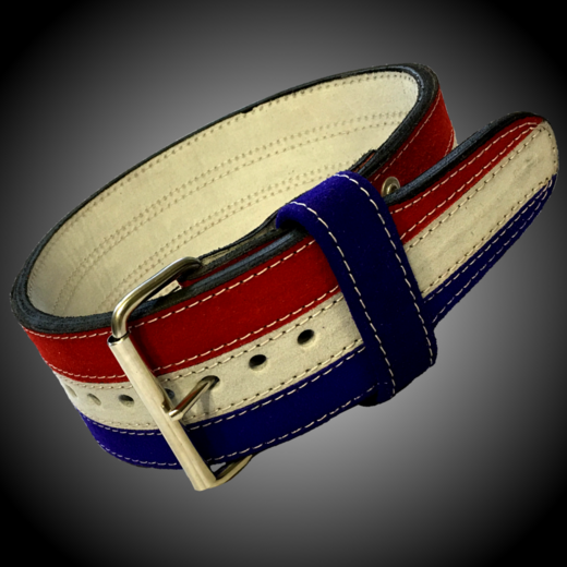 SECOND QUALITY | 3 Color Powerlifting Belt (16016-2)