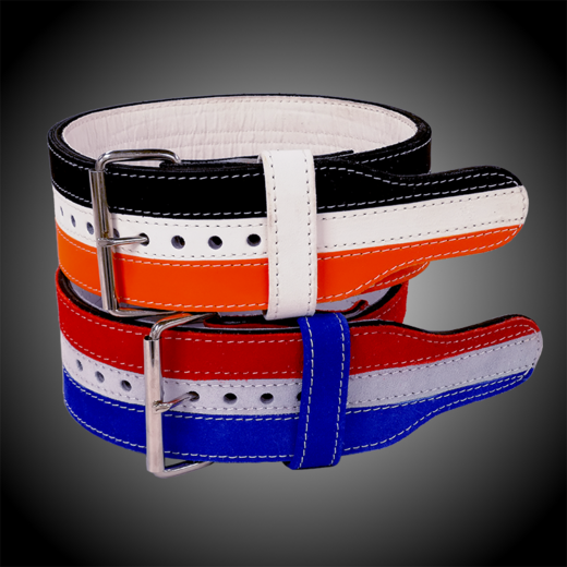 DISCONTINUING LENGTHS | 3 Color Powerlifting Belt (16016P)