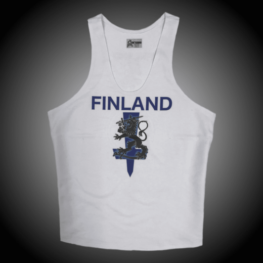 FINLAND TANK-TOP (18012)