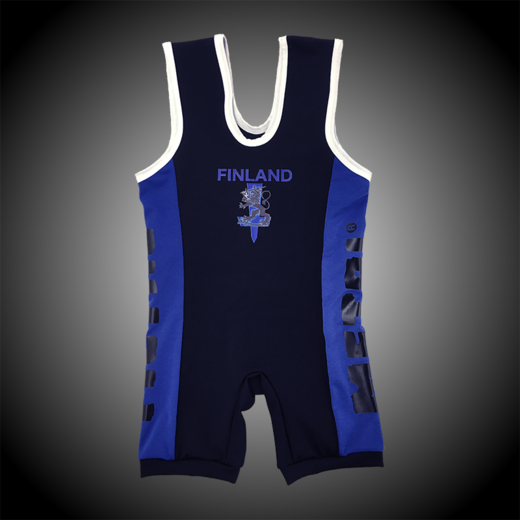 FINLAND SINGLET (IPF approved) (16030O)