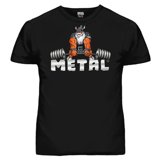 VIKING DEADLIFT T-SHIRT (19012)