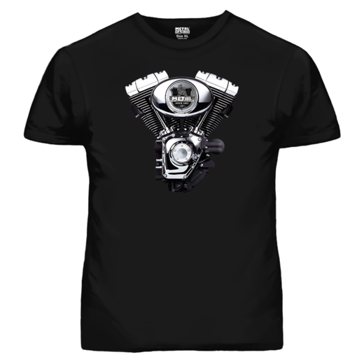 V2 ENGINE T-SHIRT (19042)