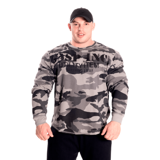 THERMAL GYM SWEATER (220591)
